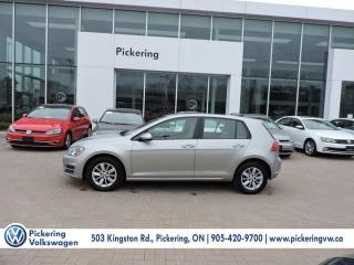 Used 2015 Volkswagen Golf TRENDLINE for sale in Pickering, ON