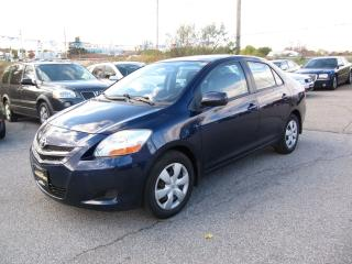 Used 2008 Toyota Yaris AUTO , AIR .LOCKS ,LE for sale in Newmarket, ON