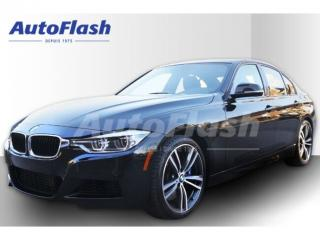 Used 2016 BMW 340i Xdrive M-Package Sport for sale in Saint-hubert, QC