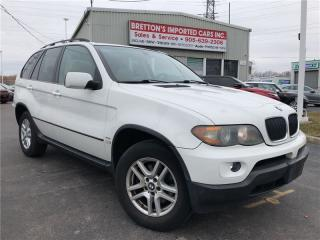 Used 2006 BMW X5 3.0i for sale in Burlington, ON