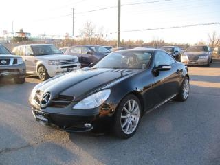 Used 2007 Mercedes-Benz SLK SLK 350 CONVERTIBLE HARD TOP for sale in Newmarket, ON