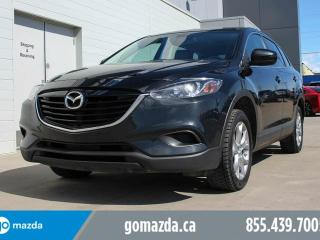 Used 2015 Mazda CX-9 GS LUXURY AWD 7 PASS LEATHER SUNROOF for sale in Edmonton, AB