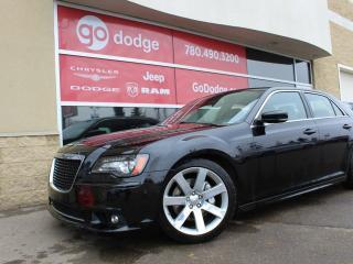 Used 2013 Chrysler 300 SRT / Sunroof / Navigation / Back Up Camera for sale in Edmonton, AB