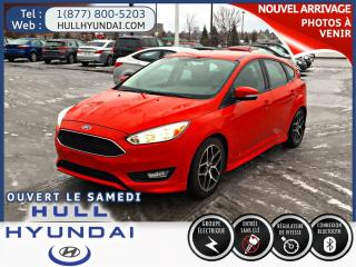 Used 2015 Ford Focus SE for sale in Gatineau, QC