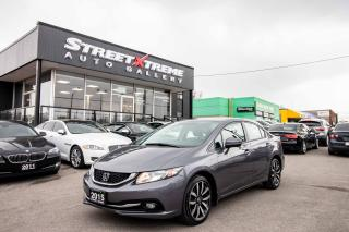 Used 2014 Honda Civic Touring for sale in Markham, ON