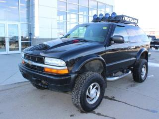 Used 2005 Chevrolet Blazer LS ZE5 2dr 4x4 for sale in Peace River, AB
