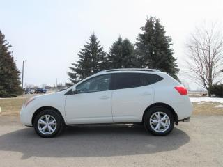 Used 2008 Nissan Rogue SL AWD for sale in Thornton, ON