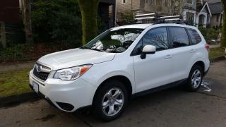 Used 2016 Subaru Forester 2.5i for sale in Vancouver, BC