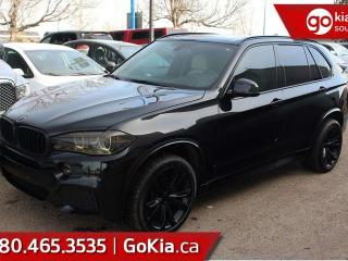 Used 2015 BMW X5 xDrive35i; PANO ROOF, WHITE LEATHER, AWD, NAV, BACKUP CAMERA, HEATED FRONT AND REAR SEATS for sale in Edmonton, AB