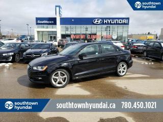 Used 2016 Audi A3 PREM for sale in Edmonton, AB