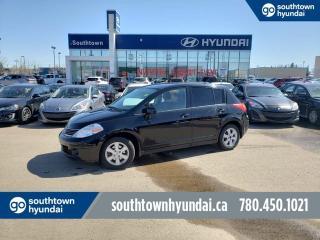 Used 2009 Nissan Versa for sale in Edmonton, AB