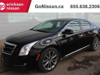 Used 2017 Cadillac XTS Base for sale in Edmonton, AB