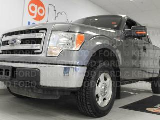 Used 2013 Ford F-150 XLT 4x4- power drivers seat, keyless entry, grey grey and ready to slay for sale in Edmonton, AB
