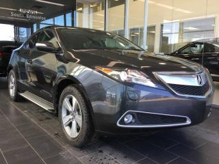 Used 2013 Acura ZDX AWD, NAVI, HEATED/COOLED LEATHER for sale in Edmonton, AB