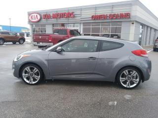 Used 2014 Hyundai Veloster w/Tech for sale in Owen Sound, ON