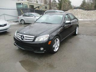 Used 2008 Mercedes-Benz C-Class Berline 4 portes 3,0 L 4MATIC for sale in Laval, QC
