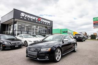 Used 2011 Audi S5 Premium AWD l V8 354HP l 13L/100KM for sale in Markham, ON