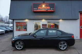 Used 2015 BMW 320 Xdrive Sport Package for sale in Saint-romuald, QC