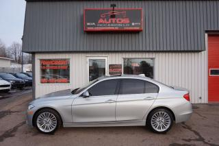 Used 2013 BMW 328 Luxury Xdrive Luxury for sale in Saint-romuald, QC