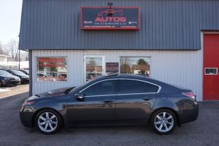Used 2012 Acura TL Cuir Toit Mags for sale in Saint-romuald, QC