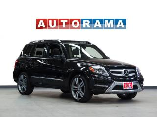 Used 2013 Mercedes-Benz GLK-Class BACKUP CAM NAVIGATION LEATHER PAN SUNROOF 4WD for sale in North York, ON