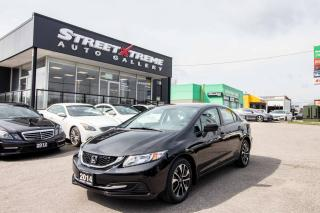 Used 2014 Honda Civic EX l ONE OWNER l LOW KM for sale in Markham, ON