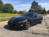 Photo of Black 2012 Maserati GranTurismo