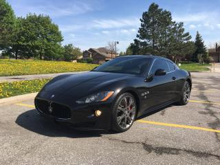 Used 2012 Maserati GranTurismo 4.7 S for sale in Concord, ON