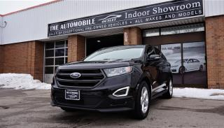 Used 2017 Ford Edge SPORT FULLY LOADED NAVI BACK-UP NO ACCIDENT for sale in Mississauga, ON