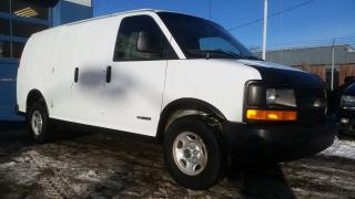 Used 2003 Chevrolet Express 2500 2500 for sale in Edmonton, AB