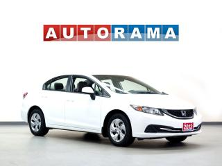 Used 2013 Honda Civic EX SUNROOF ALLOYS BLUETOOTH for sale in North York, ON