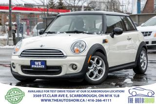 Used 2012 MINI Cooper 5-Speed Sunroof Leather Bluetooth BAKER STREET for sale in Caledon, ON