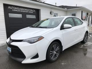 Used 2017 Toyota Corolla LE for sale in Kingston, ON