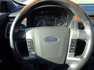 Used 2010 Ford Flex limited for sale in Oshawa, ON