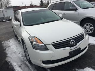 Used 2008 Nissan Altima 2.5 S for sale in Hamilton, ON