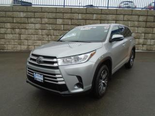 Used 2017 Toyota Highlander LE for sale in Fredericton, NB