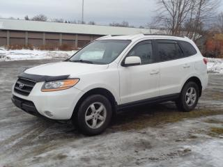 Used 2008 Hyundai Santa Fe GL 5-Pass for sale in Oshawa, ON