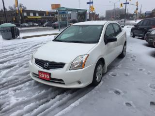 Used 2010 Nissan Sentra 2.0 S NO ACCIDENT NO RUST for sale in Scarborough, ON