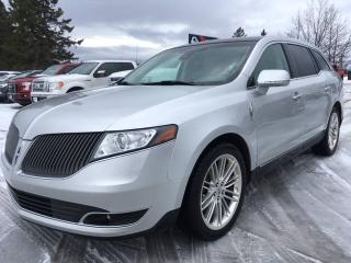 Used 2014 Lincoln MKT Familiale 4 portes à traction intégrale for sale in Thetford Mines, QC