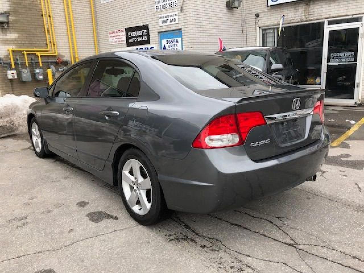 2011 Honda Civic SE • Low km • No Accidents