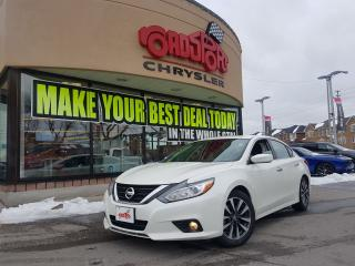 Used 2017 Nissan Altima 2.5 SV P-ROOF REAR CAM H-TED WHEEL for sale in Scarborough, ON