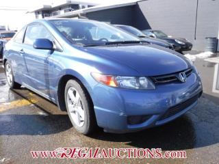 Used 2006 Honda Civic LX 2D Coupe for sale in Calgary, AB