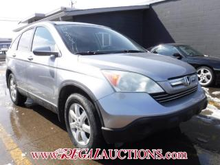 Used 2008 Honda CR-V 4D Utility AWD for sale in Calgary, AB