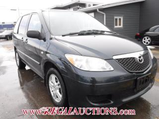 Used 2005 Mazda MPV 4D WAGON for sale in Calgary, AB