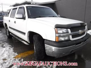 Used 2005 Chevrolet AVALANCHE 1500 Z71 4D UTILITY 4WD for sale in Calgary, AB