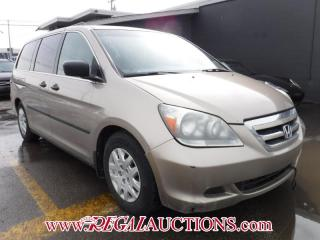 Used 2005 Honda Odyssey WAGON for sale in Calgary, AB