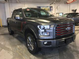Used 2017 Ford F-150 | Lariat| Sport| Leather&Suede| 360 Camera| for sale in Edmonton, AB