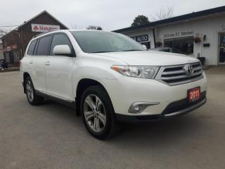 Used 2011 Toyota Highlander 4WD for sale in Waterdown, ON