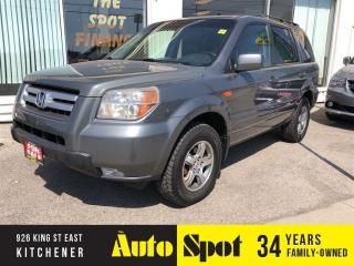 Used 2007 Honda Pilot EX-L/LOW, LOW KMS/PRICED-QUICK SALE! for sale in Kitchener, ON