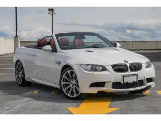 Used 2009 BMW M3 Loaded Sports Convertible! for sale in Langley, BC